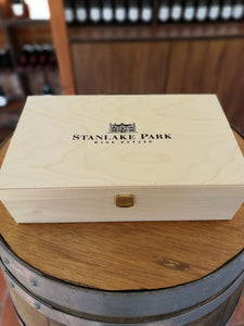wine wooden gift box