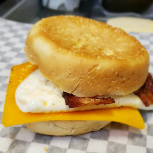 Bacon Breakfast Sandwich