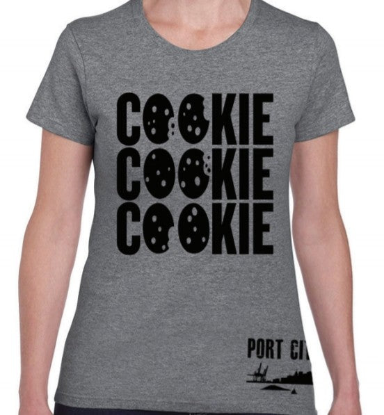 COOKIE COOKIE COOKIE T-SHIRT