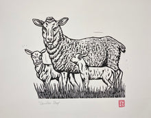 Load image into Gallery viewer, Charollais Sheep