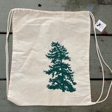 Load image into Gallery viewer, Bowen Tree Drawstring Tote