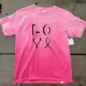LOVE - Youth T-Shirt in Pink