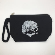 Load image into Gallery viewer, Hedgehog Zipper Pouch