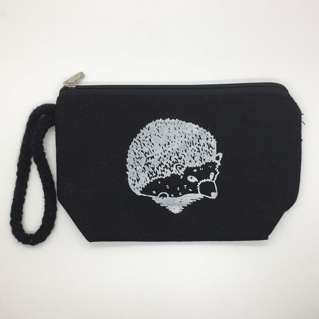 Hedgehog Zipper Pouch