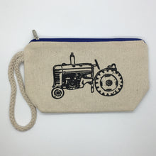 Load image into Gallery viewer, Tractor Zipper Pouch