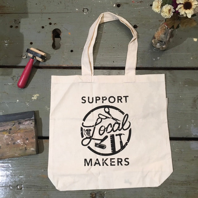 Support Local Makers Tote