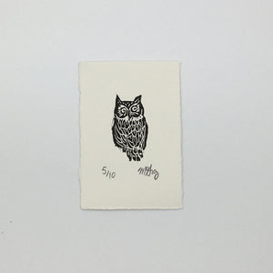 Great Horned Owl Mini