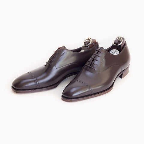 GAZIANO & GIRLING CAMBRIDGE ESPRESSO CALF MH71
