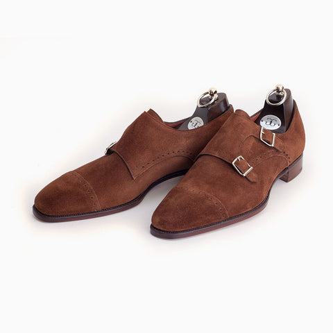GAZIANO & GIRLING MAYFAIR CEDAR SUEDE MH71