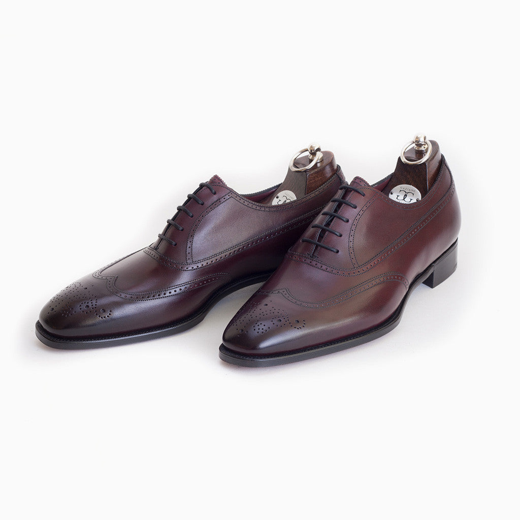 GAZIANO & GIRLING WESTMINSTER VINTAGE RIOJA MH71 (WIDE FIT)