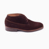 DINKELACKER LUZERN BOOT DARKBROWN SUEDE