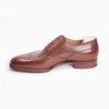 SAINT CRISPIN'S 104 LONG-WINGTIP OXFORD 603 MEDIUM BROWN CLASSIC