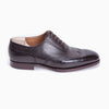 SAINT CRISPIN'S 205 FULL-BROGUE OXFORD 609 DARK BROWN CLASSIC (WIDE FIT)
