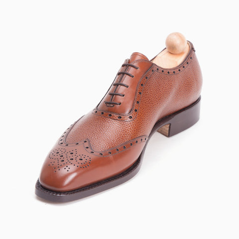 VASS ITALIAN OXFORD WINGTIP