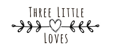 Three Little Loves Props