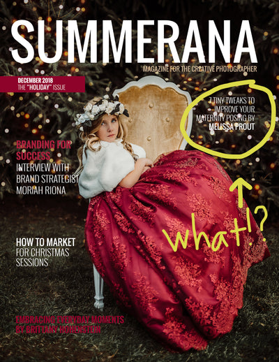 That time when I wrote for Summerana Magazine!