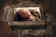 Barnwood Print/USB Box (Digital Upgrade #1)