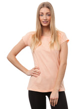 Laden Sie das Bild in den Galerie-Viewer, Cap Sleeve apricot