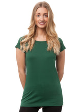 Laden Sie das Bild in den Galerie-Viewer, Cap Sleeve scarab green