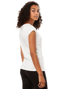 Cap Sleeve white