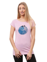 Laden Sie das Bild in den Galerie-Viewer, Moon Girl Cap Sleeve orchid