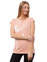 Laden Sie das Bild in den Galerie-Viewer, Pusteblume Cap Sleeve ballerina