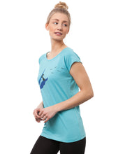 Laden Sie das Bild in den Galerie-Viewer, Relaxn Cap Sleeve neptune
