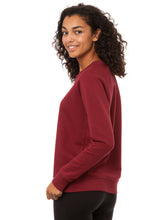 Laden Sie das Bild in den Galerie-Viewer, Books Girl Sweater burgundy