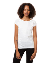 Laden Sie das Bild in den Galerie-Viewer, Cap Sleeve white 3er Pack