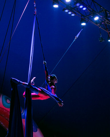 Aerials and Hula Hoops