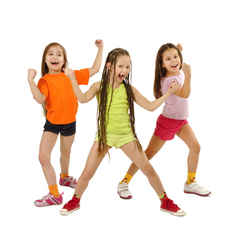Jazz /Hip Hop (5-8yrs) 45min