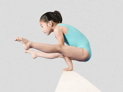 GYMNASTICS (Ages 9-12yrs) 1.5hr