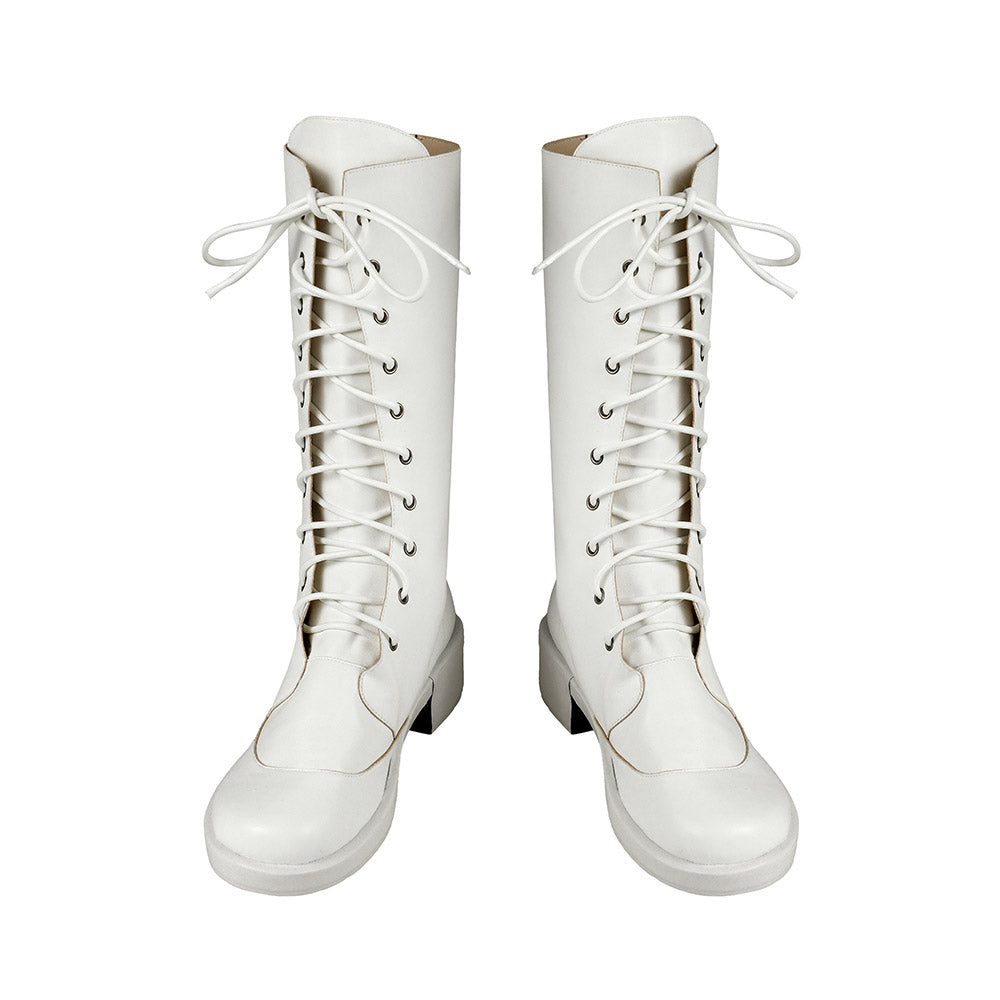 Black Widow Yelena Belova Cosplay Boots For Cosplay Deluxe Edition