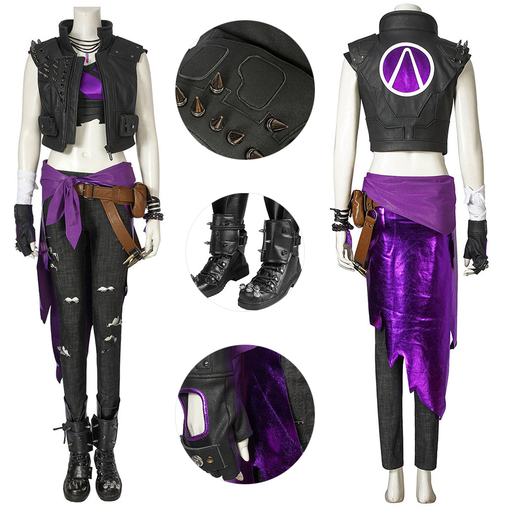 Amara Cosplay Costumes Borderlands Game Suit For Cosplay