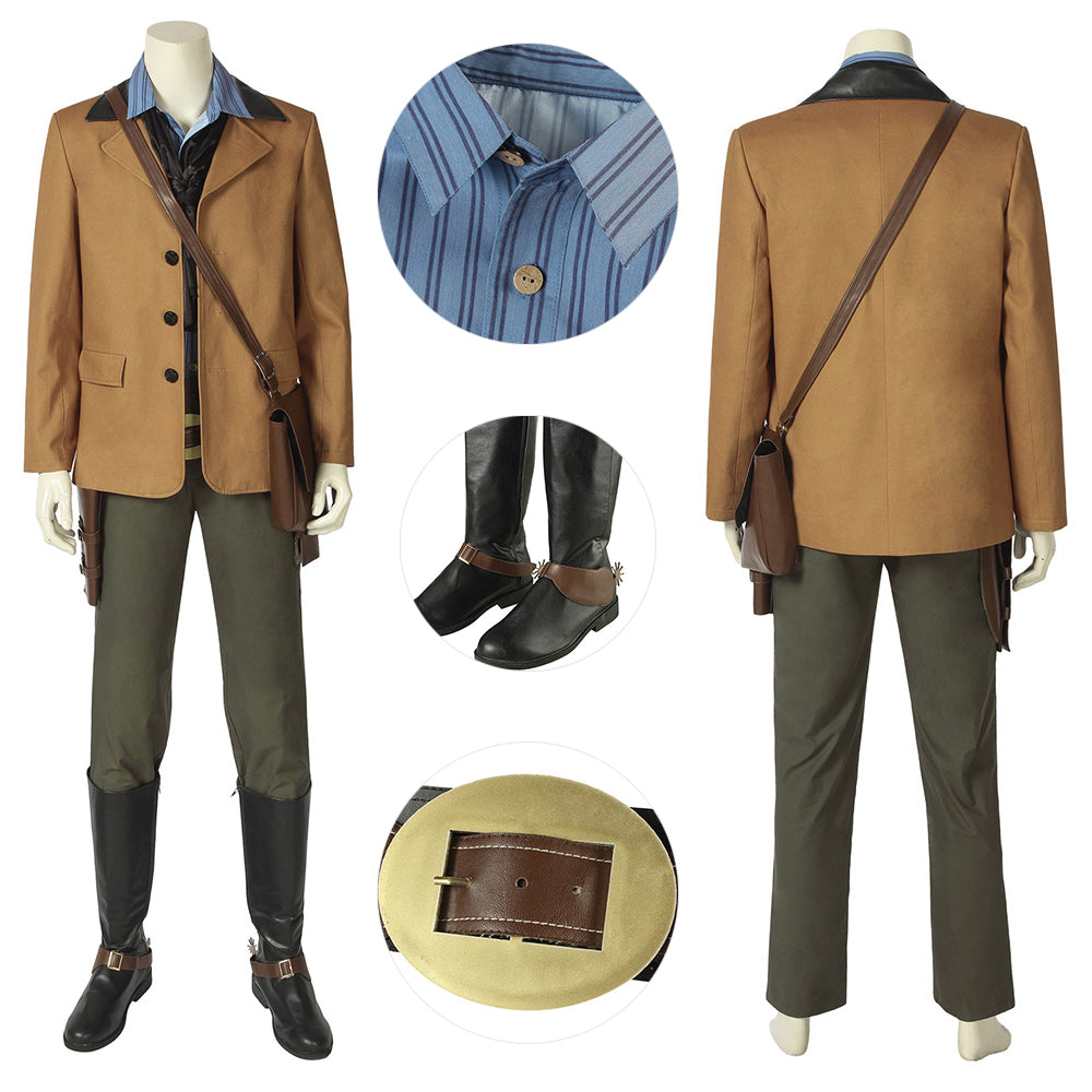 Arthur Morgan Cosplay Suit Red Dead Redemption 2 Cosplay Costume