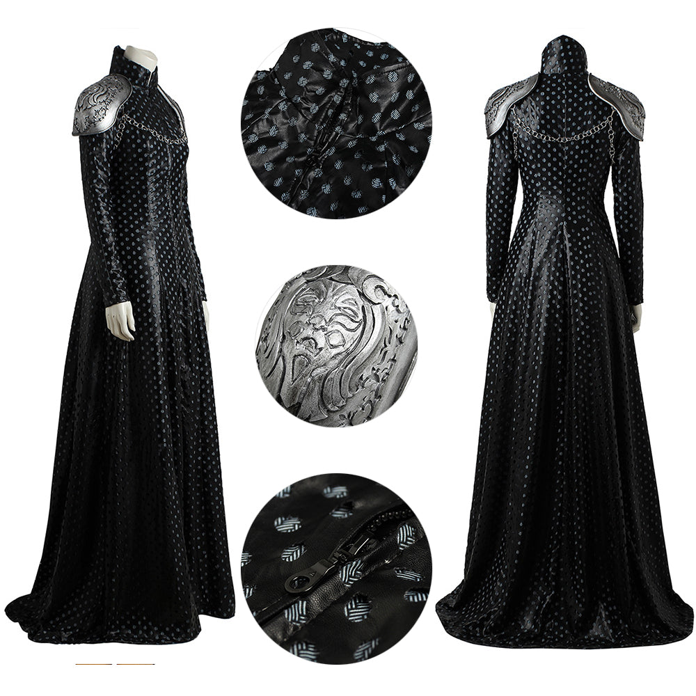 Cersei Lannister Costumes Game of Thrones Season 7 Cosplay Suit