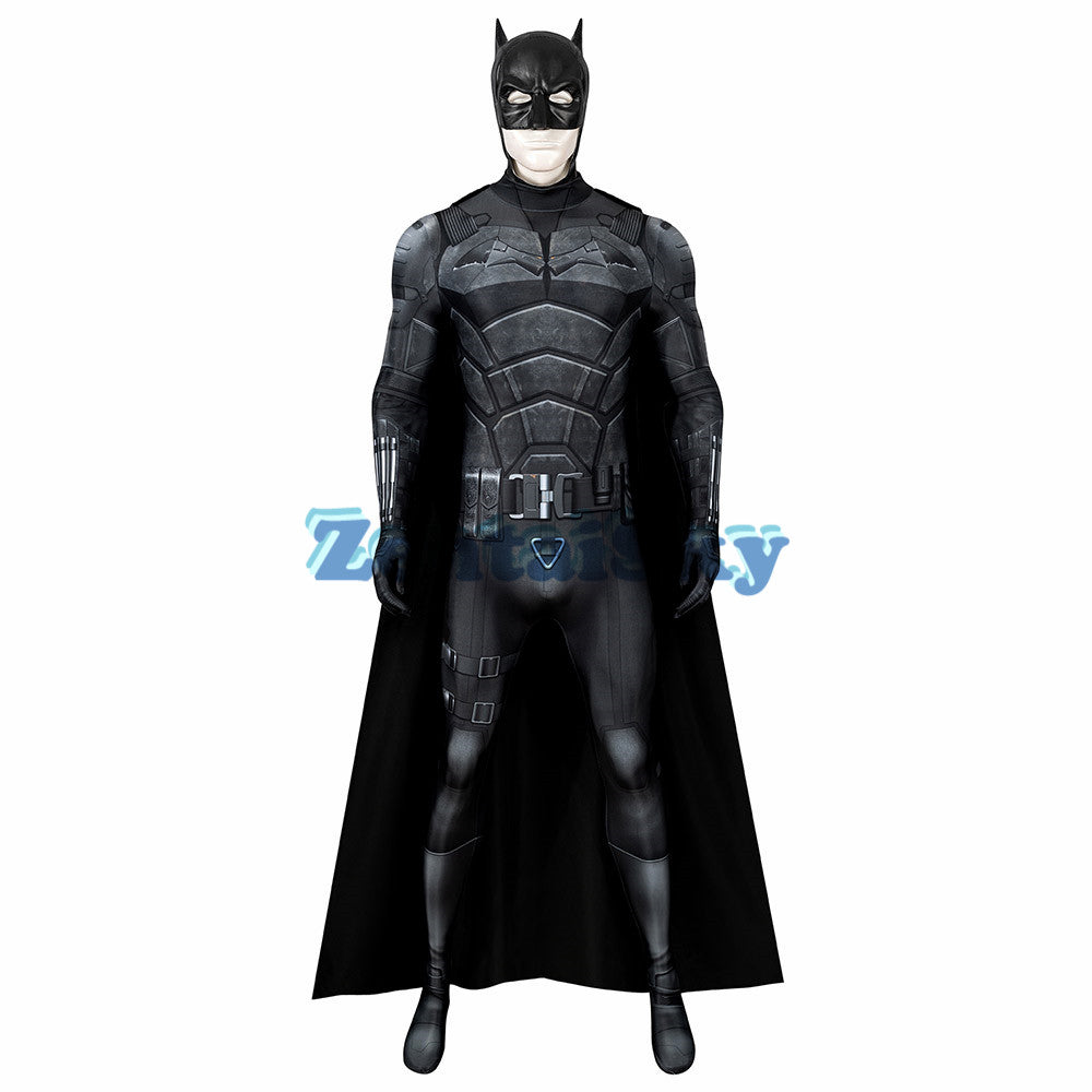 Batman 2021 Cosplay Suit 3D Printed Batman 2021 Spandex Zentai Costume