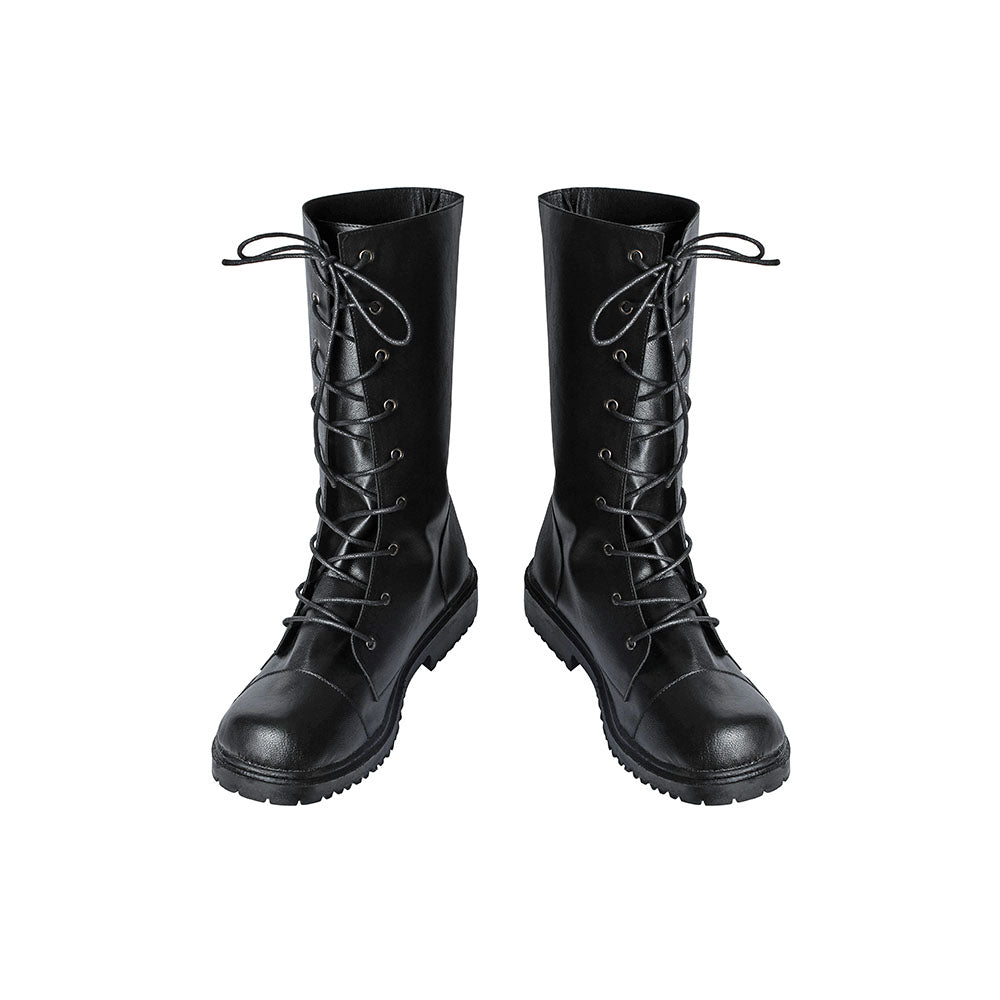 Jill Cosplay Boots Resident Evil 3 Remake Jill Suit For Female Cosplay