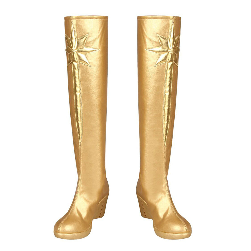 Starlight Cosplay Boots The Boys Season 1 Annie January Cosplay Shoes Deluxe