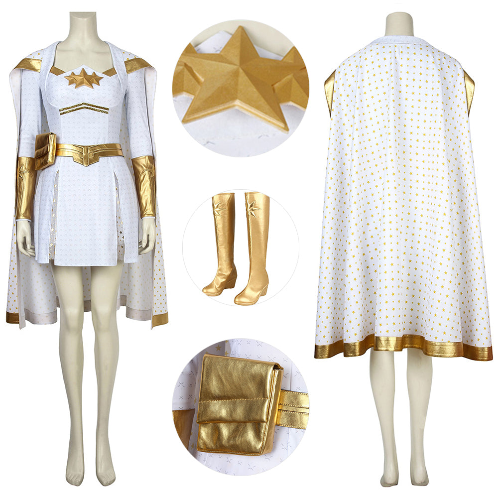 Starlight Cosplay Costumes The Boys Season 1 Annie January Cosplay Suit Deluxe