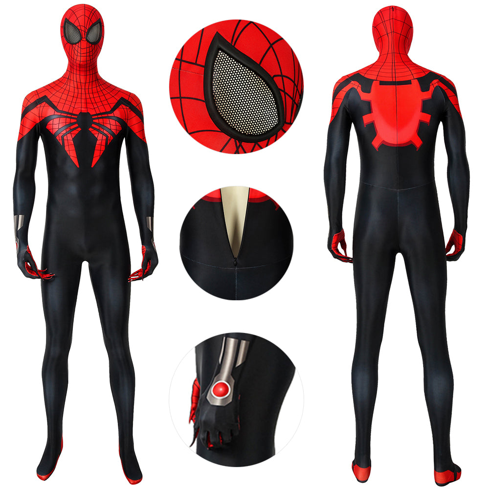 Superior Spider Suit Classic Comic 3D Printed Spandex Spider-man Costume For Cosplay
