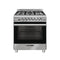 Glem GB765DOP 70cm Gas Stove with Air Fryer - Order in