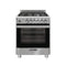 Glem GB664GG 60cm Gas Stove with Air Fryer - Order in