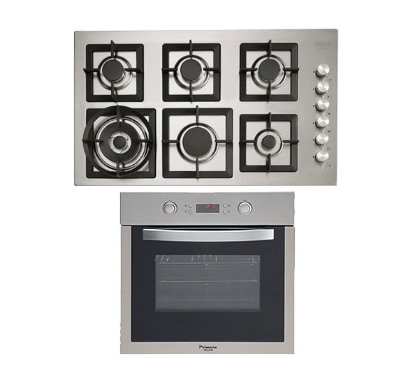 Euro Appliances Oven and Cooktop Package No.6