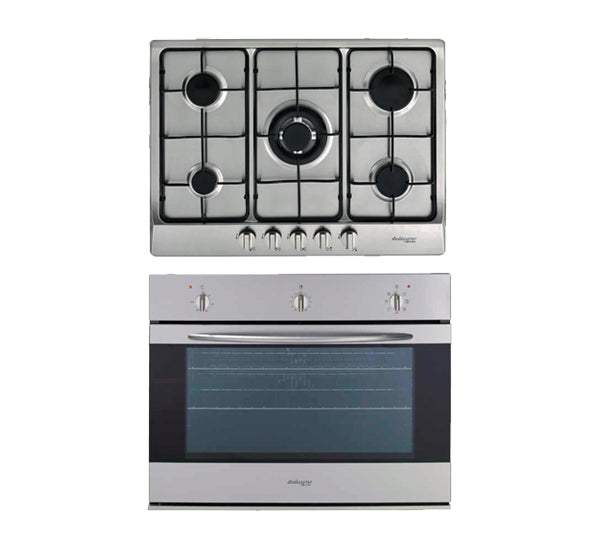 75cm Oven and Cooktop Package No.1