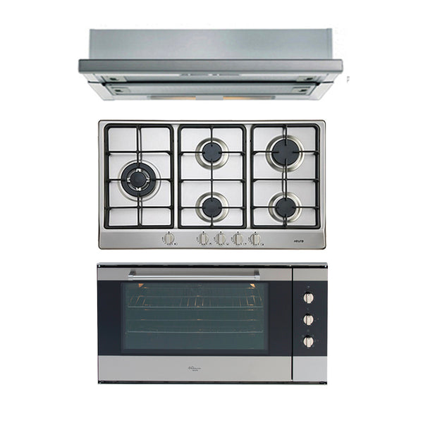 Euro Appliances Kitchen Appliance Package No. 5