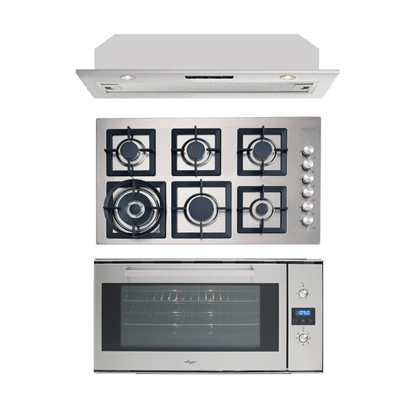 90cm Oven and Cooktop Package No.2