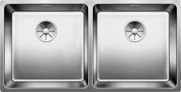 Blanco ANDANO 400/400-U Double Bowl Undermount Sink