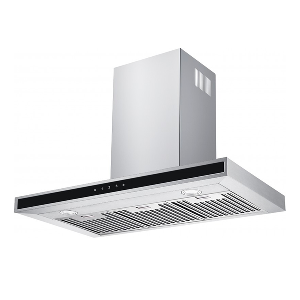Esatto Airvolution ARBC90TBS 90cm Box Canopy Rangehood