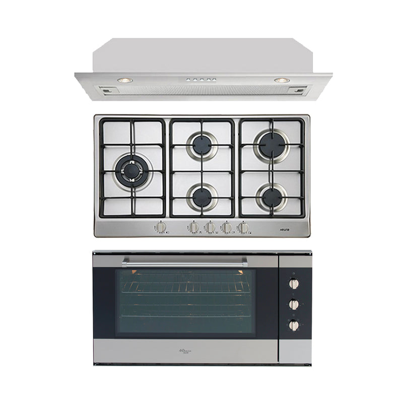 Euro Appliances Kitchen Appliance Package No. 1